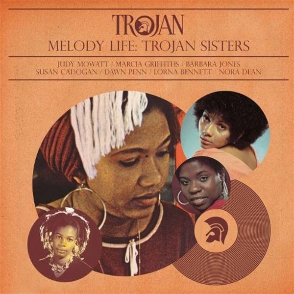Barbara Jones: Melody Life: Trojan Sisters