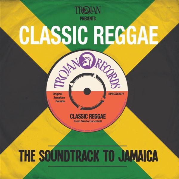 Bob Marley & The Wailers, Bob Marley & The Wailers: Trojan Presents: Classic Reggae
