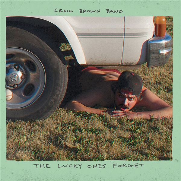 Craig Brown Band: I Wondered What