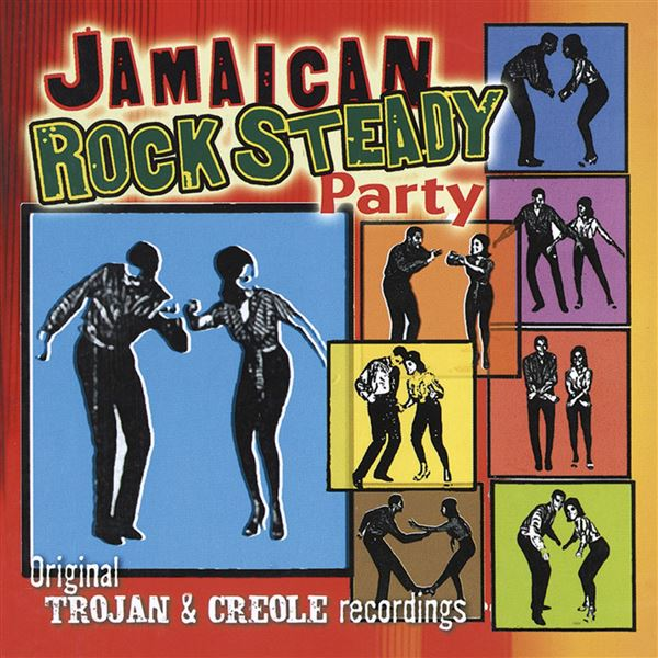 Alton Ellis|The Flames: Jamaican Rock Steady Party