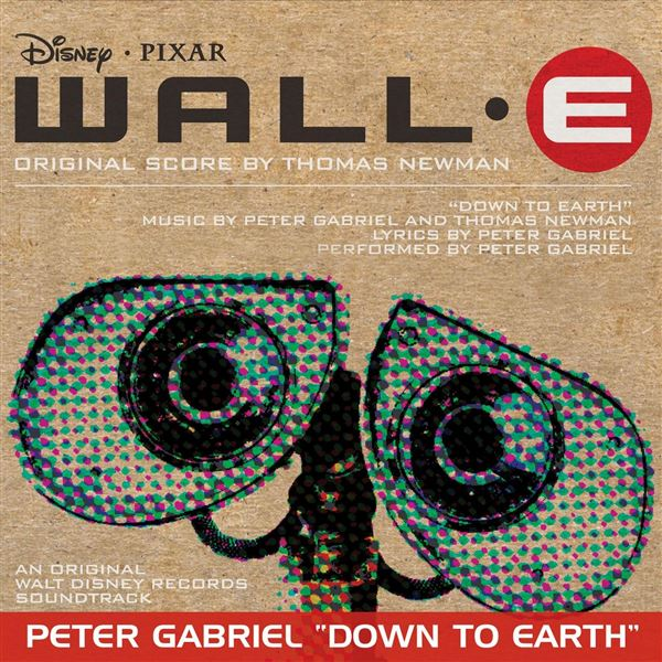 Peter Gabriel: Down To Earth