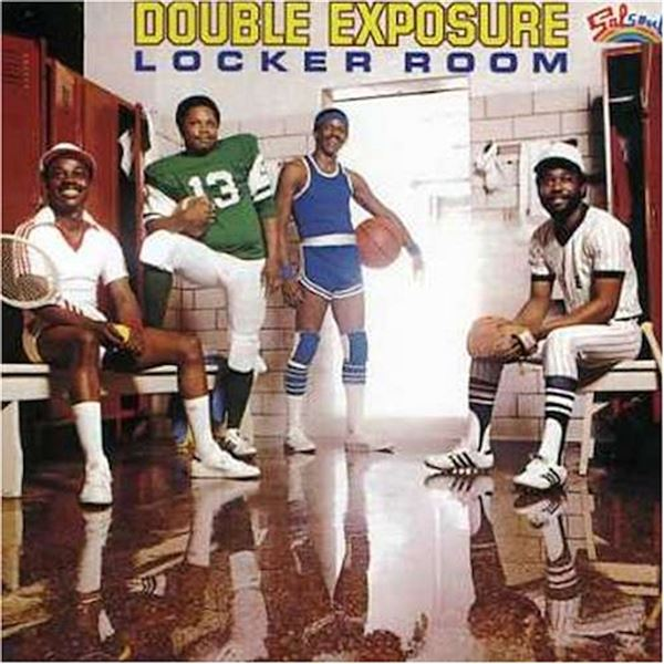 Double Exposure: Locker Room