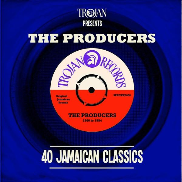 Alton Ellis & Big Youth: Trojan Presents: The Producers