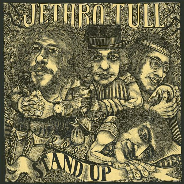Jethro Tull: Stand Up (Steven Wilson Remix)