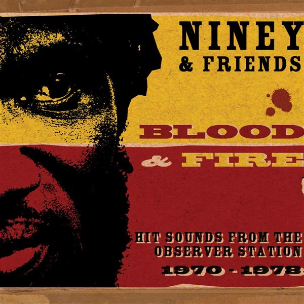 Dennis Brown: Blood & Fire: Hit Sounds from the Observer Station 1970-1978