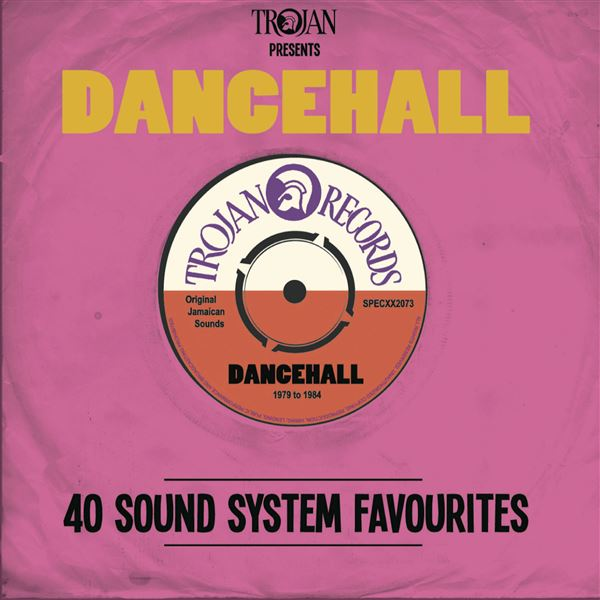 Dennis Brown, Dennis Brown, Dennis Brown: Trojan Presents: Dancehall