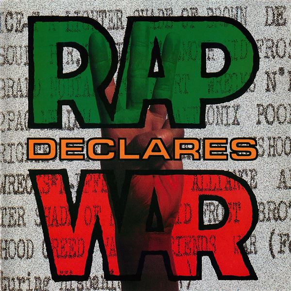 2 Pac, 2 Pac, 2 Pac: Rap Declares WAR