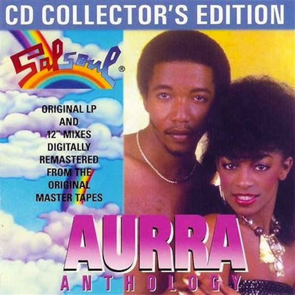 Aurra: Anthology Vol. 1