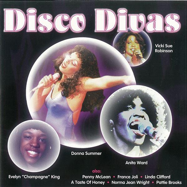 Barbara Joyce: Divas Of The Disco
