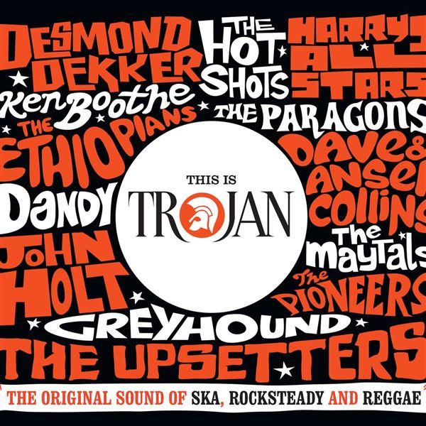 Desmond Dekker, Desmond Dekker: This Is Trojan