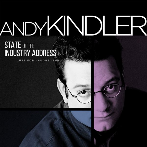 Andy Kindler: State Of The Industry Address: Just For Laughs 1996