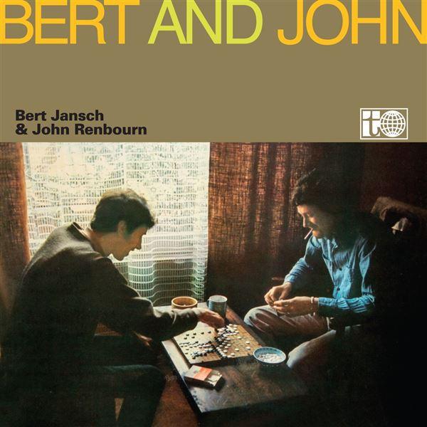 Bert Jansch|John Renbourn: Bert & John