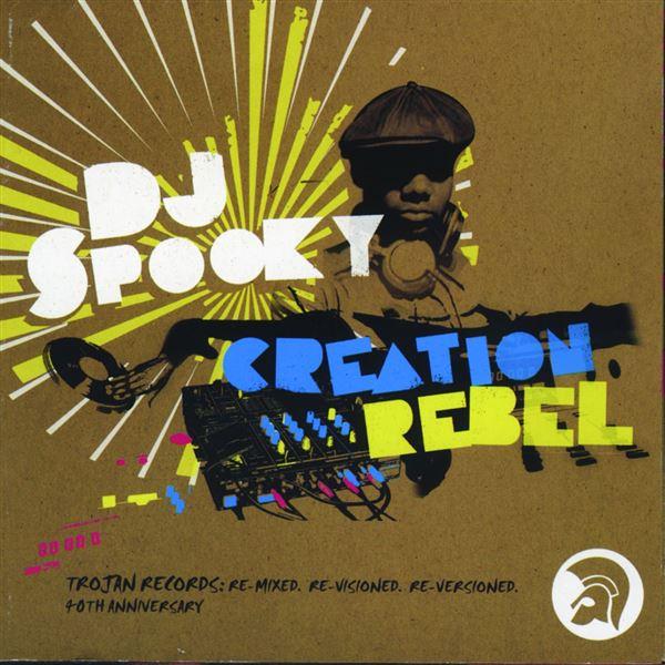 Bob Marley: DJ Spooky: Creation Rebel