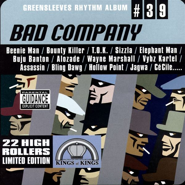 Beenie Man: Bad Company