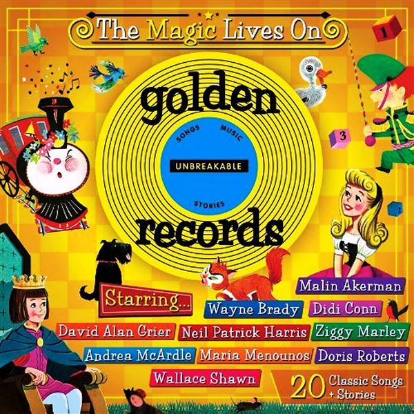 Andrea McArdle: Golden Records: The Magic Lives On