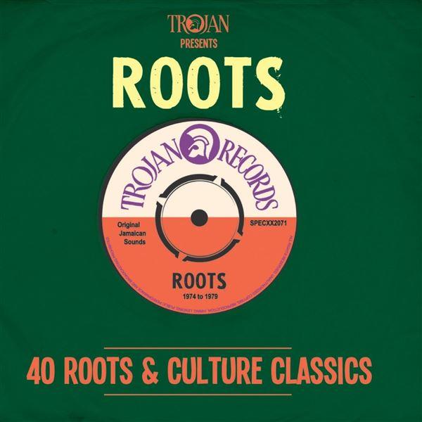 Burning Spear: Trojan Presents: Roots
