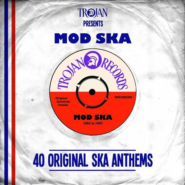 Baba Brooks|His Band, Baba Brooks|His Band: Trojan Presents: Mod Ska